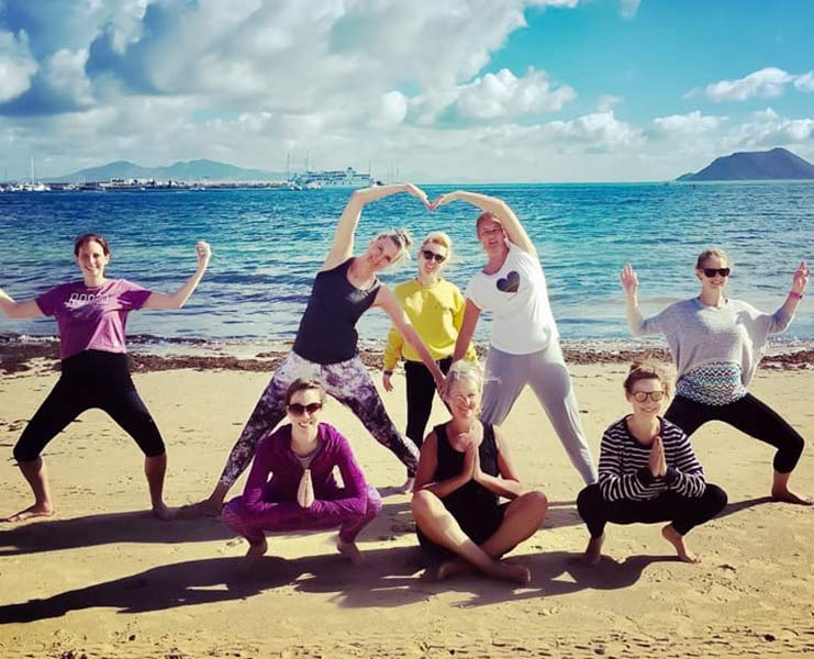 Best Affordable Yoga Retreats in Spain 2019